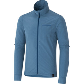 Shimano Transit Jacket Men blue